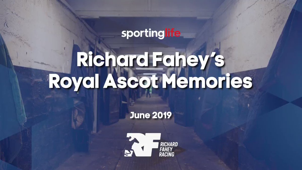 🎩 WATCH: Royal Ascot Memories  🤩 Our star columnist @richardfahey reflects on his previous @Ascot winners...  🏇 2000 - Superior Premium 🏇 2009 - Cosmic Sun  🏇 2010 - Marine Commando  🏇 2014 - Baccarat  🏇 2016 - Ribchester  🏇 2017 - Ribchester