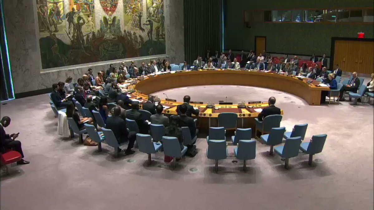 When we act early, and are united, we can save lives and prevent suffering. -- @antonioguterres tells Security Council meeting on conflict prevention & mediation. bit.ly/2RaeVb4