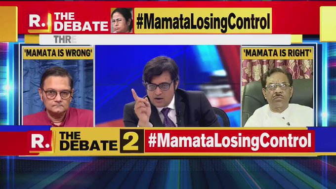 #MamataLosingControl Photo