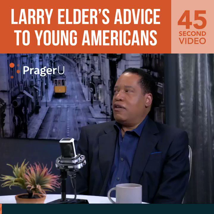 Image for the Tweet beginning: P-R-E-A-C-H 👏👏👏Listen to @LarryElder's