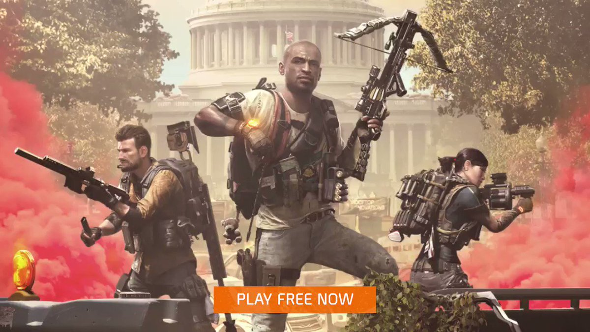 TheDivision_UK - The Division 2 Twitter Profile | Twitock