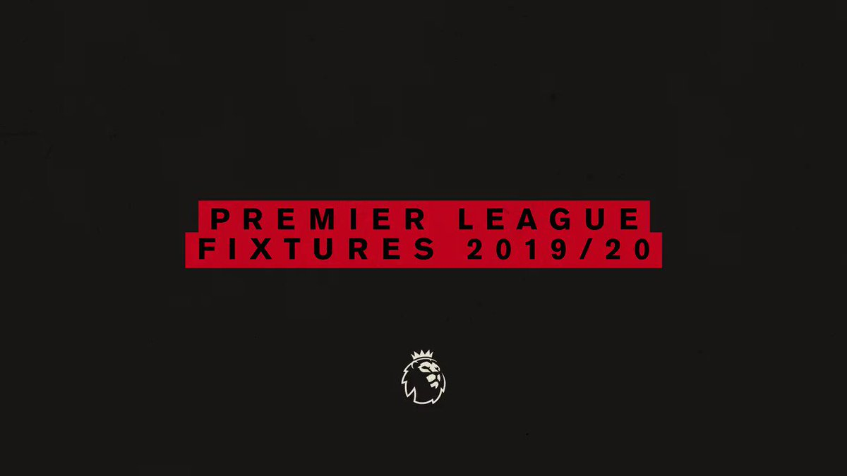 Your guide to our 2019/20 @PremierLeague fixtures.