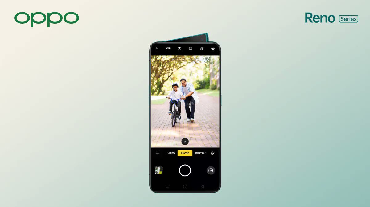 Every memory with your father is 10x more special. This #FathersDay, capture those special moments and carry them around wherever you go.