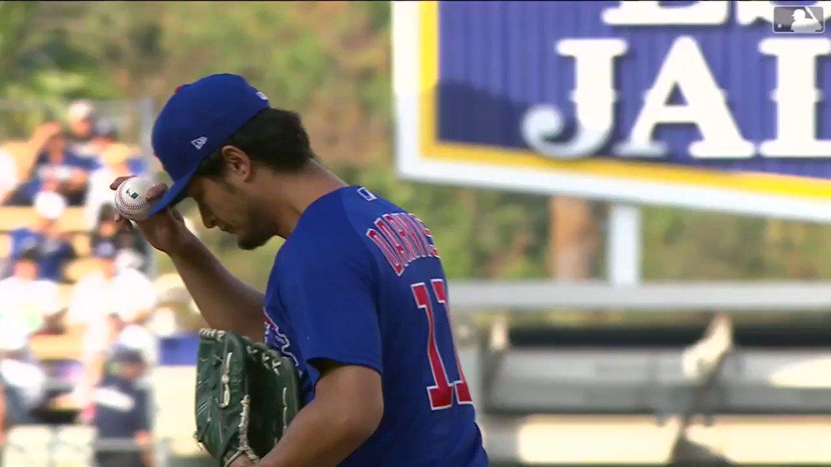 @MLBJapan's photo on Darvish