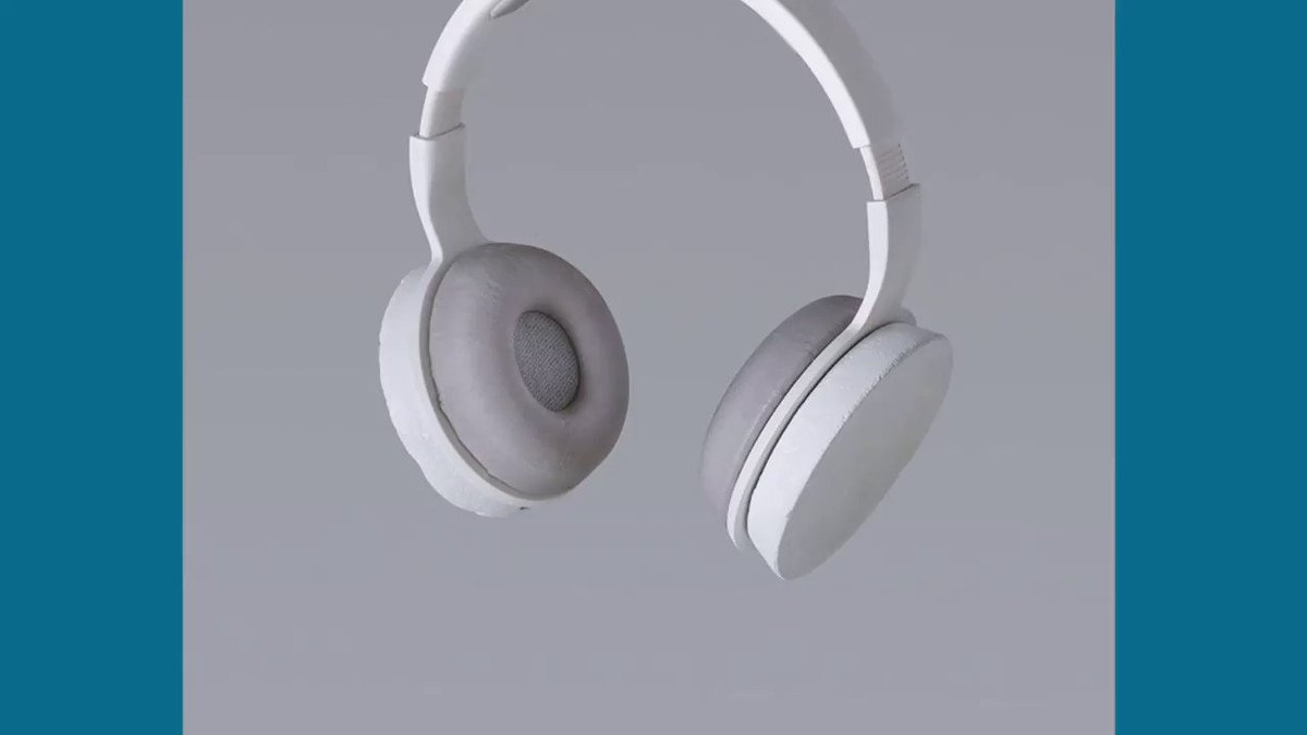 These headphones were created with fungus
