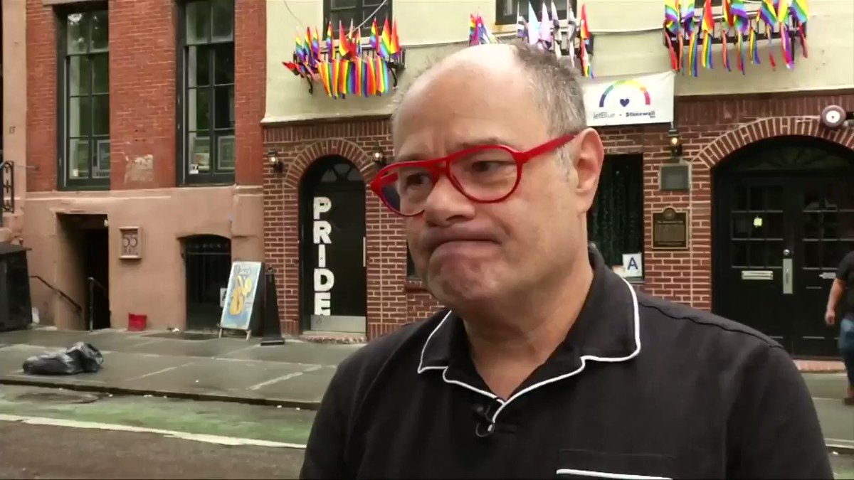 Like many New York City gay bars, Stonewall Inn was a frequent target for police raids – often resulting in verbal and physical abuse, and sometimes in extortion and arrest. Then one night in 1969, a crowd of patrons decided they'd had enough https://trib.al/rTUQi9y
