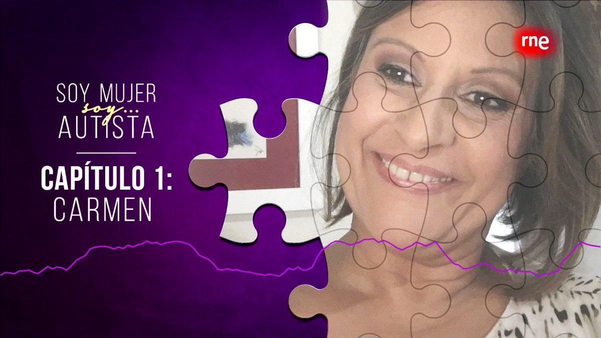 Image for the Tweet beginning: Nacer mujer y ser autista,