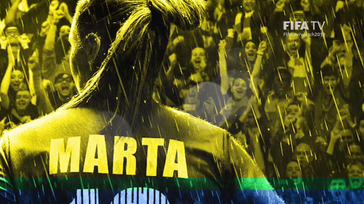 Can Marta get #FIFAWWC goal 17 tonight?   Regardless, she's a legend. Here's why. #DareToShine  Watch the full #WWCDaily show 👉 https://fifa.to/wwcdaily_12