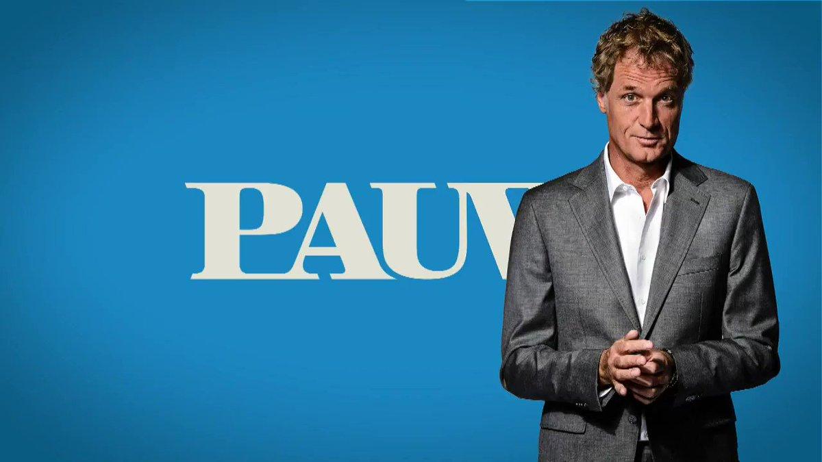 Vanavond in Pauw: onder andere Sophie Hilbrand, Wouter Pors, Paul van Meenen, Bob Fosko en Frank Volmer