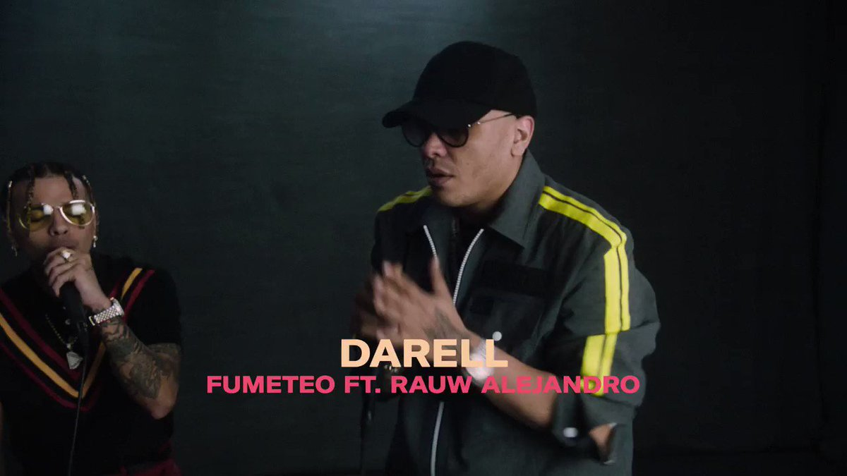 ".@Darell_RG4L came in with the 🔥 for this live performance of ""Caliente,"" and brought @rauwalejandro to help keep it up for a special version of ""Fumeteo."" Watch both performances now. ⠀⠀⠀⠀⠀⠀⠀⠀⠀ ▶️https://www.youtube.com/watch?v=BpMsW4S2Y6Y&list=PL54XoldA77Ko14pL7sZQN1dGitbfIqFVG …"