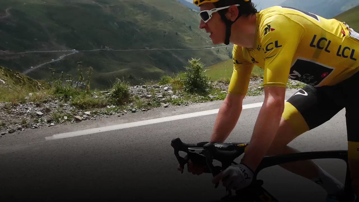 With 4-time champion Chris Froome out, the director of @LeTour de France says another rider could spring an upset. He tells @johnleicester why @Eganbernal of Colombia could thrive in thin air. >> apne.ws/jgGqYIe #TDF2019