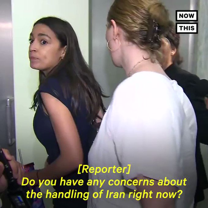 AbHcStkl_normal FLIP FLOP: AOC Suddenly Thinks Pulling Out Of Syria Is Terrible [your]NEWS