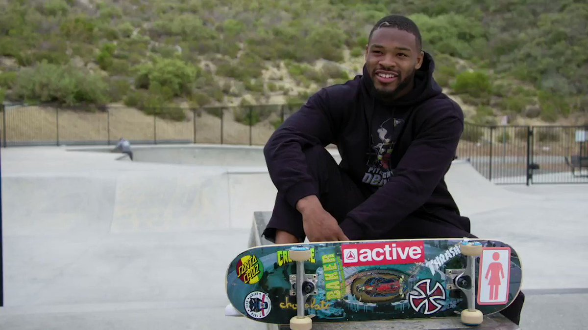 Rams RB John Kelly always thought he'd be a pro skateboarder