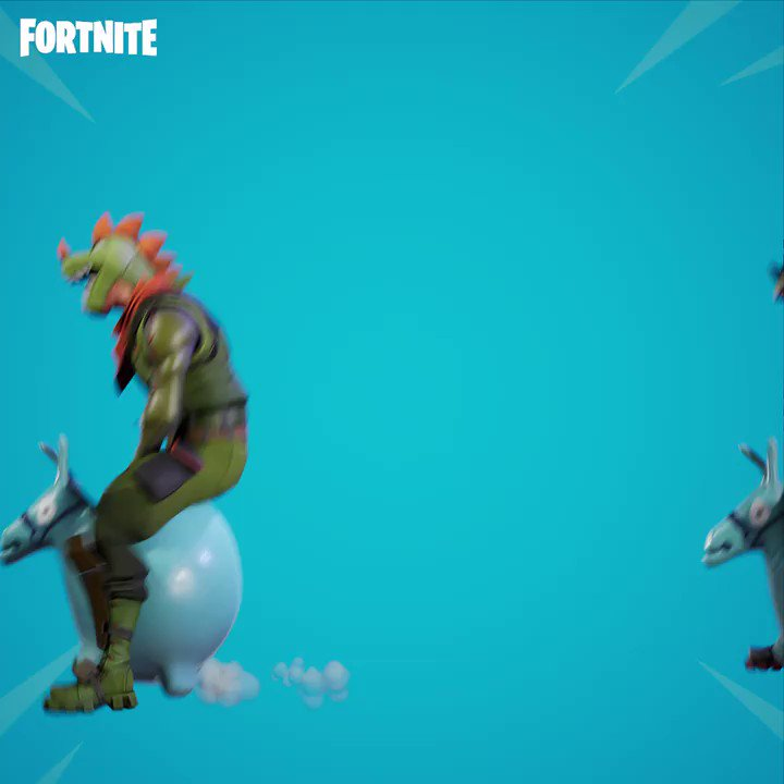 Fortnite On Twitter Hop On The New Bouncer Emote Is Available In