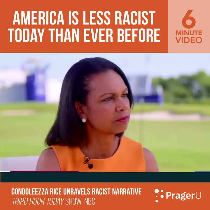 Image for the Tweet beginning: 👏👏👏 Watch as Condoleezza Rice