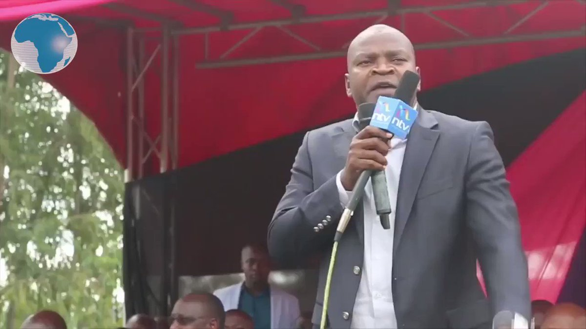Uhuru is still my friend even if he sacked me - Former CS Rashid Echesa