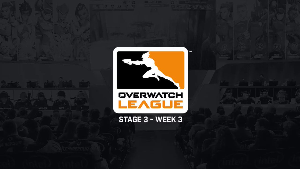 Overwatch League on Twitter: