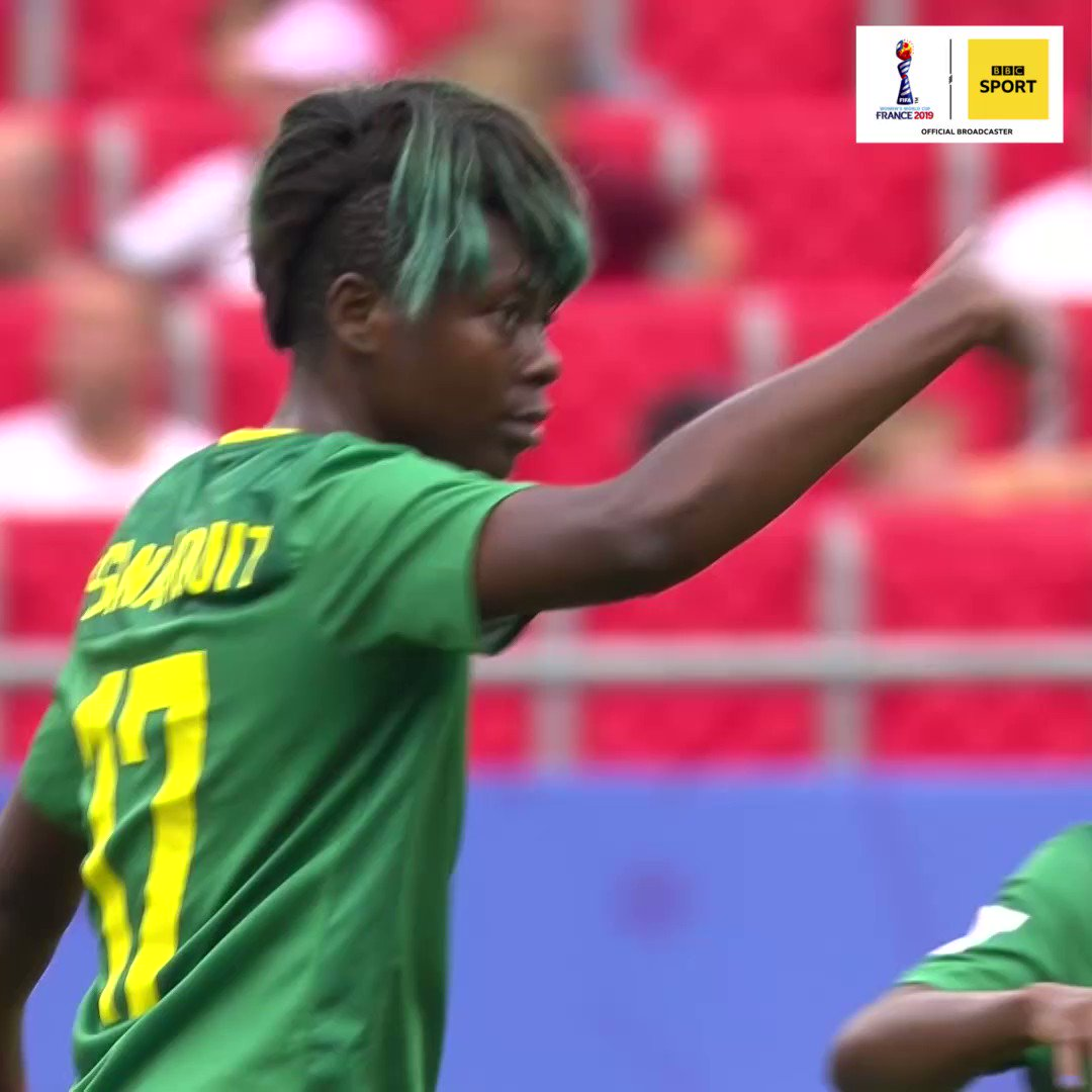 Cameroon's behaviour against England hit the headlines for all the wrong reasons 👀#FIFAWWC