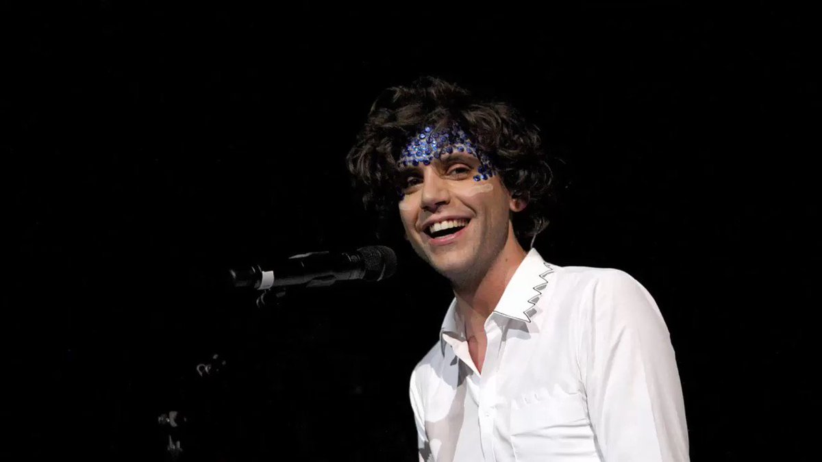 Mika relaunching music career under real name  #Mika #MichaelHolbrook #Music #Comeback #Celebrity #GraceKelly @mikasounds