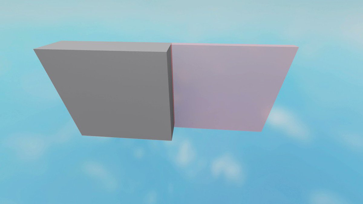 I've been spending a better part of the last two months working on this beauty.  This feature should be extrapolated to something more useful (i.e. exploding union) in the near future. #RobloxDev