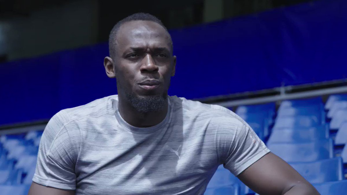We enlisted the help of some eager kids to interview the worlds fastest cricket fan, @usainbolt! The kids take over this weekend when England face India in the #OneDay4Children game in Birmingham on Sunday. #OD4C #CWC19