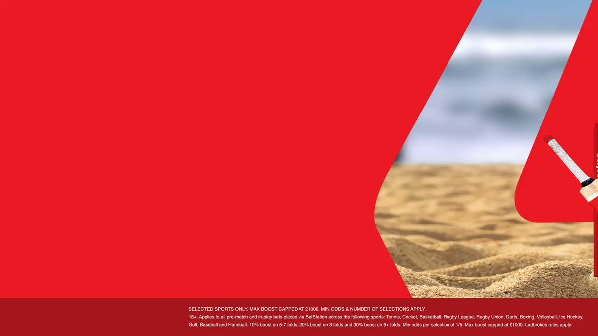SUMMER SPORT IS HOTTING UP WITH BETSTATION ☀️ Get up to 30% acca boost ✅ Pre-match and in-play ✅ Mix and match sports (including Tennis, Darts, Boxing & Cricket) ✅ In shop only