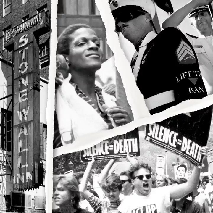 On #Stonewall50 we reflect on how far we've come and the fight ahead. Together we fight for 100% LGBTQ acceptance.