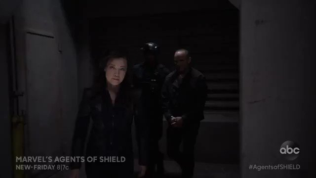 Tensions are high tonight on an all-new #AgentsofSHIELD.