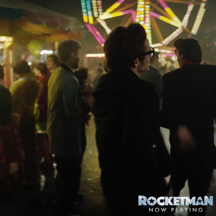Saturday Night's Alright for #PRIDE! Celebrate #WorldPride with #Rocketman in theatres now. Rocketman.movie