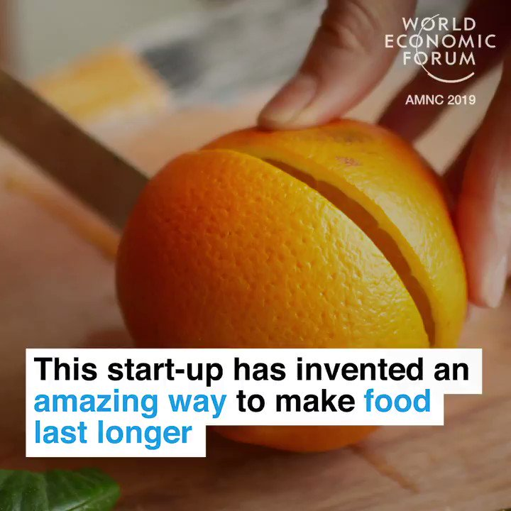 A natural solution to reducing #foodwaste. #ZeroHunger via @wef