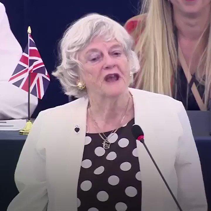 Ann Widdecombe, Parliament, Speech | Baaz