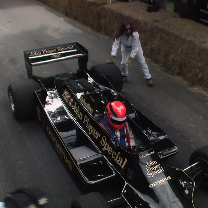 How amazing does the Lotus 79 sound? #FOS https://t.co/0lCCXxEJvM
