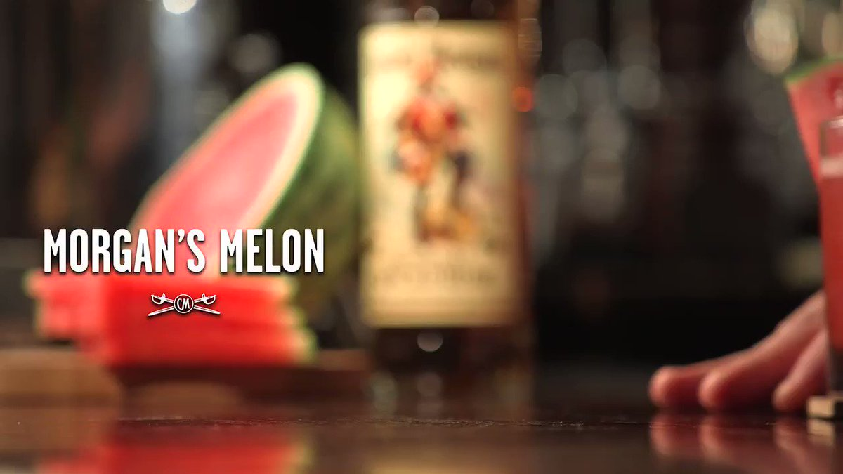 What's more refreshing than watermelon on a hot summer day? 🍉 This fun and easy-to-make Morgan's Melon cocktail recipe is sure to wow your guests all summer long! 🍹😎 http://spr.ly/6017Espux