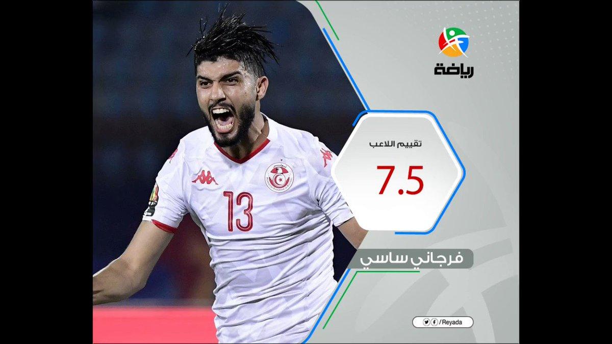 RT @ReyadaCom: تقييم لاعبي تونس بعد التأهل لنصف نهائي أمم أفريقيا 2019  #تونس_مدغشقر https://t.co/PrhRoTNm7o