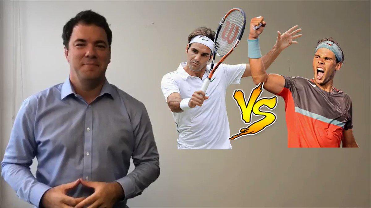 .@maicopasquel analiza las semifinales de Wimbledon, donde Rafael Nadal y Roger Federer se volverán a ver las caras¿Ustedes con quién van?