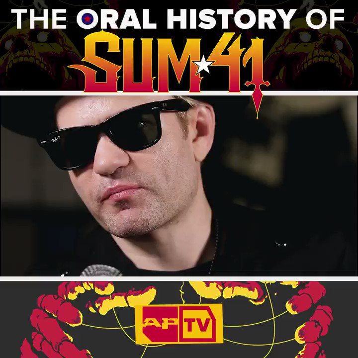 Sum 41 | The Complete History Full video: youtu.be/t4960JrHoL8