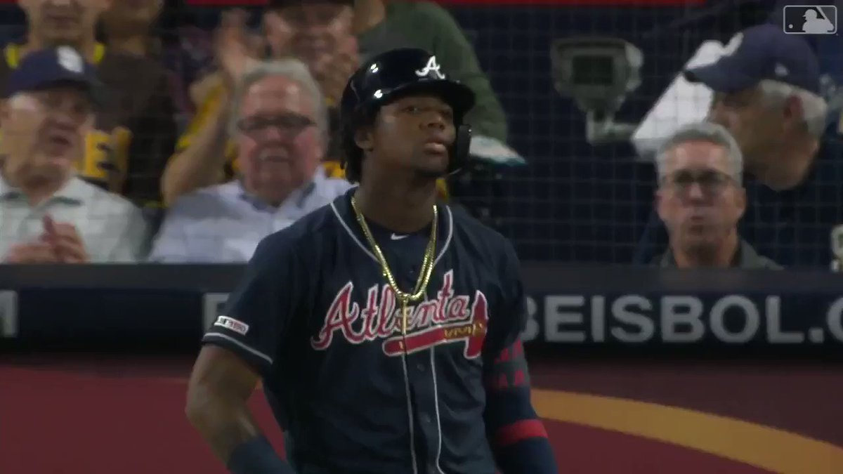 tHe hOmE rUn dErBy mIgHt mEsS uP hIs sWiNg #ChopOn