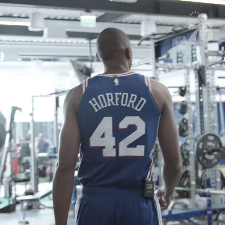 Feels right to us too, @Al_Horford.  🔈Sound On 🔈