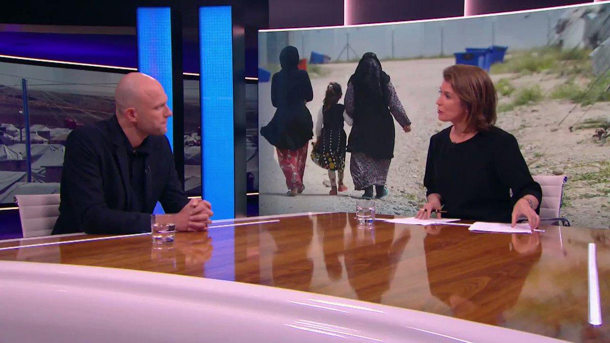 """""""Het probleem met IS-kinderen verdwijnt niet vanzelf door ze daar te laten"""""""