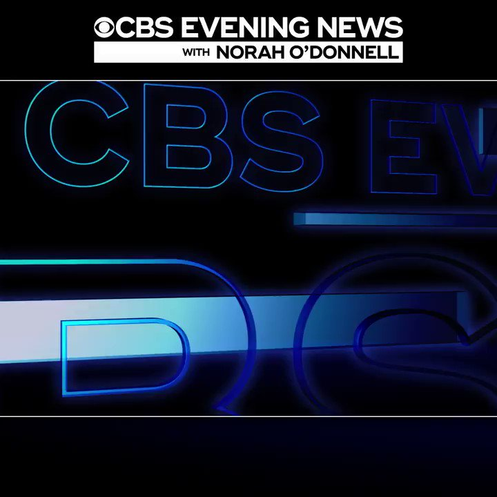 Trust Matters. @CBSEveningNews with @NorahODonnell debuts tonight at 6:30 ET on CBS.