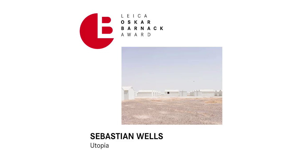 For his Utopia project, Sebastian Wells visited twenty-four refugee camps in seven countries . On these visits, he captured in pictures their symbolic and political functions, as well as the roles of the people living there. Watch the whole video: http://bit.ly/2Sc5NTW