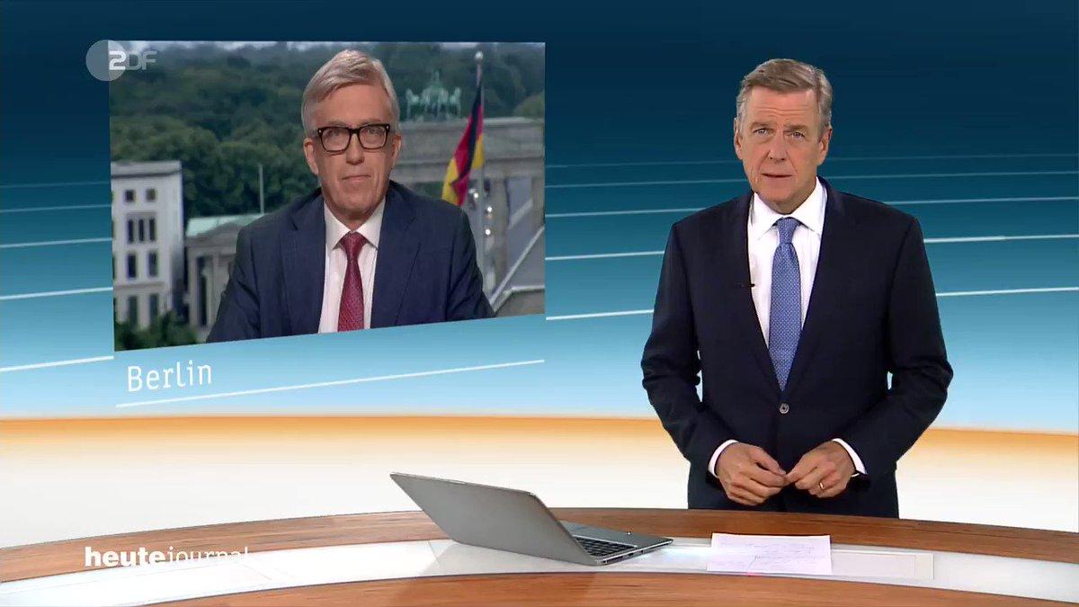ZDF heute journal on Twitter