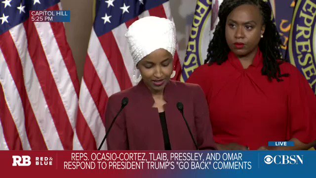 Rep. Ilhan Omar on Twitter