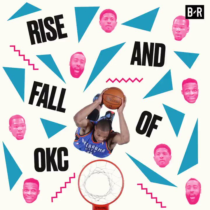 OKC had a potential dynasty. Then they had a contender. Now they're headed toward a rebuild.