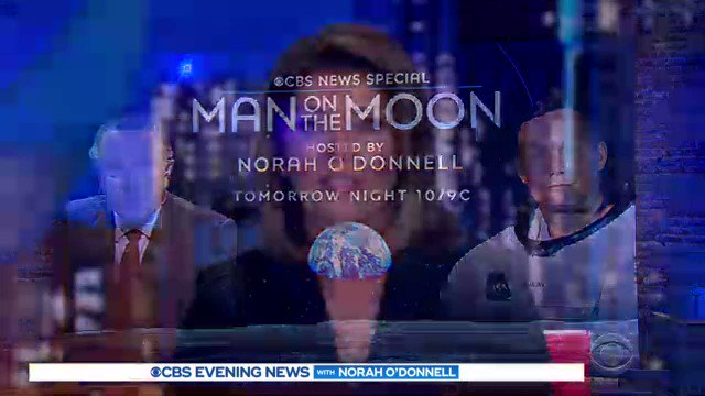 Using the words of legendary CBS journalist Edward R. Murrow, @NorahODonnell signs off her first night as anchor of @CBSEveningNews.