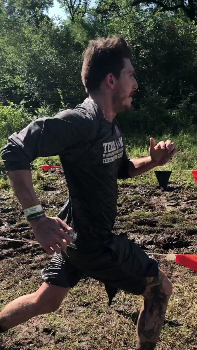 Are you as impressed as we are right now? 👏 #ToughMudder