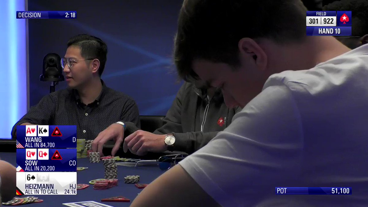 """Sometimes you just have a feeling."" 🔮  Catch the full #EPTMonteCarlo episode at: https://youtu.be/iokPJamfEEU"
