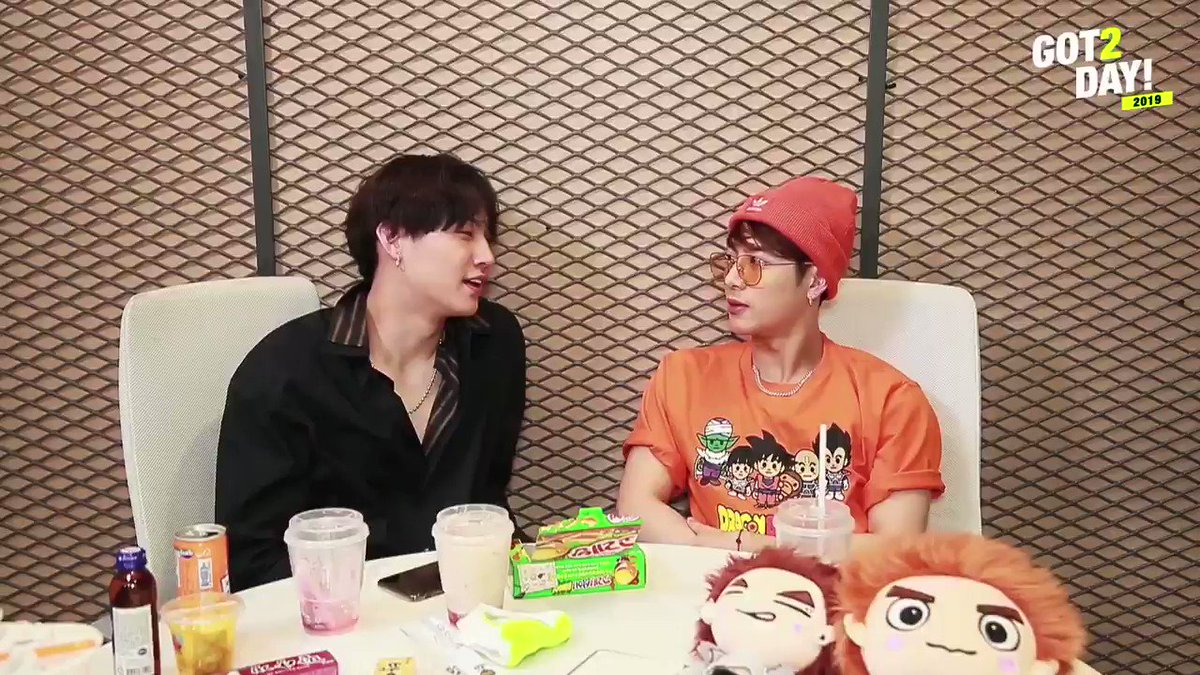 [GOT2DAY 2019] 04. JB & Jackson on YouTube (w/SUB) https://youtu.be/oN2BDXYiQCA   #GOT7 #갓세븐 #JB #제이비 #Jackson #잭슨 #GOT7_SPINNINGTOP #GOT7_BETWEEN_SECURITY_AND_INSECURITY #GOT7_ECLIPSE #GOT7WORLDTOUR #GOT7_KEEPSPINNING