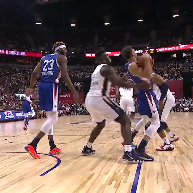 💥 the BEST #ATT DUNKS of @NBASummerLeague! 💥