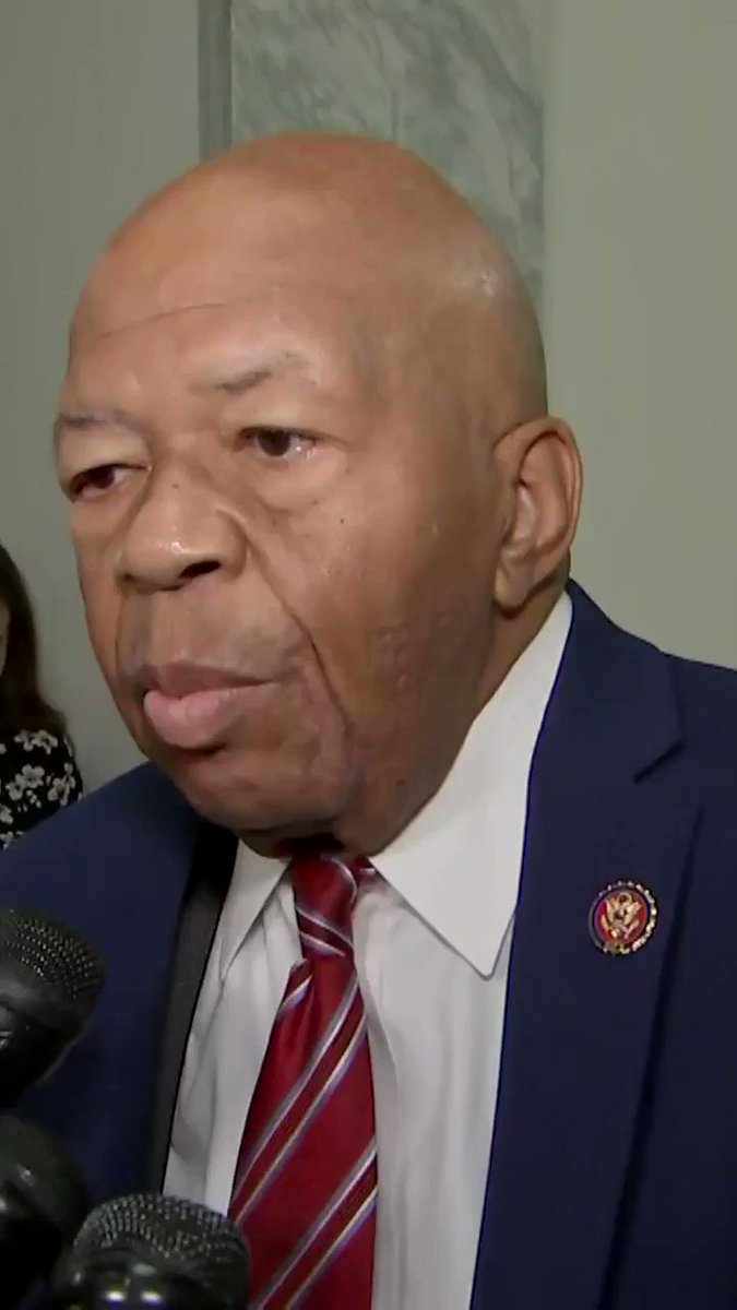 Rep. Elijah Cummings Says Racists Told Him To 'Go Back,' Too